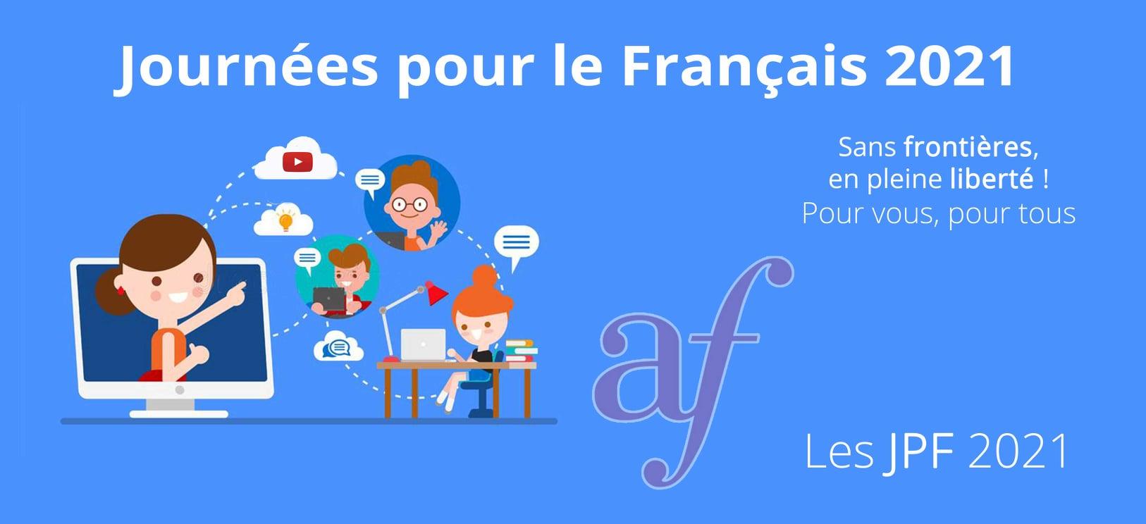 Journée pour le français JPF Puglia 2021