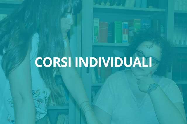 Corsi-individuali