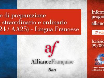 Preparazione Concorso AD05 Lingua Francese