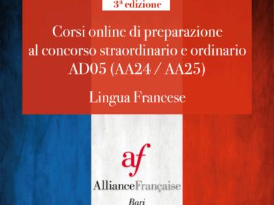 """Modulo """"Tecniche di insegnamento e didattica – L'unità didattica"""" Preparazione al concorso ordinario AD05 Lingua Francese"""