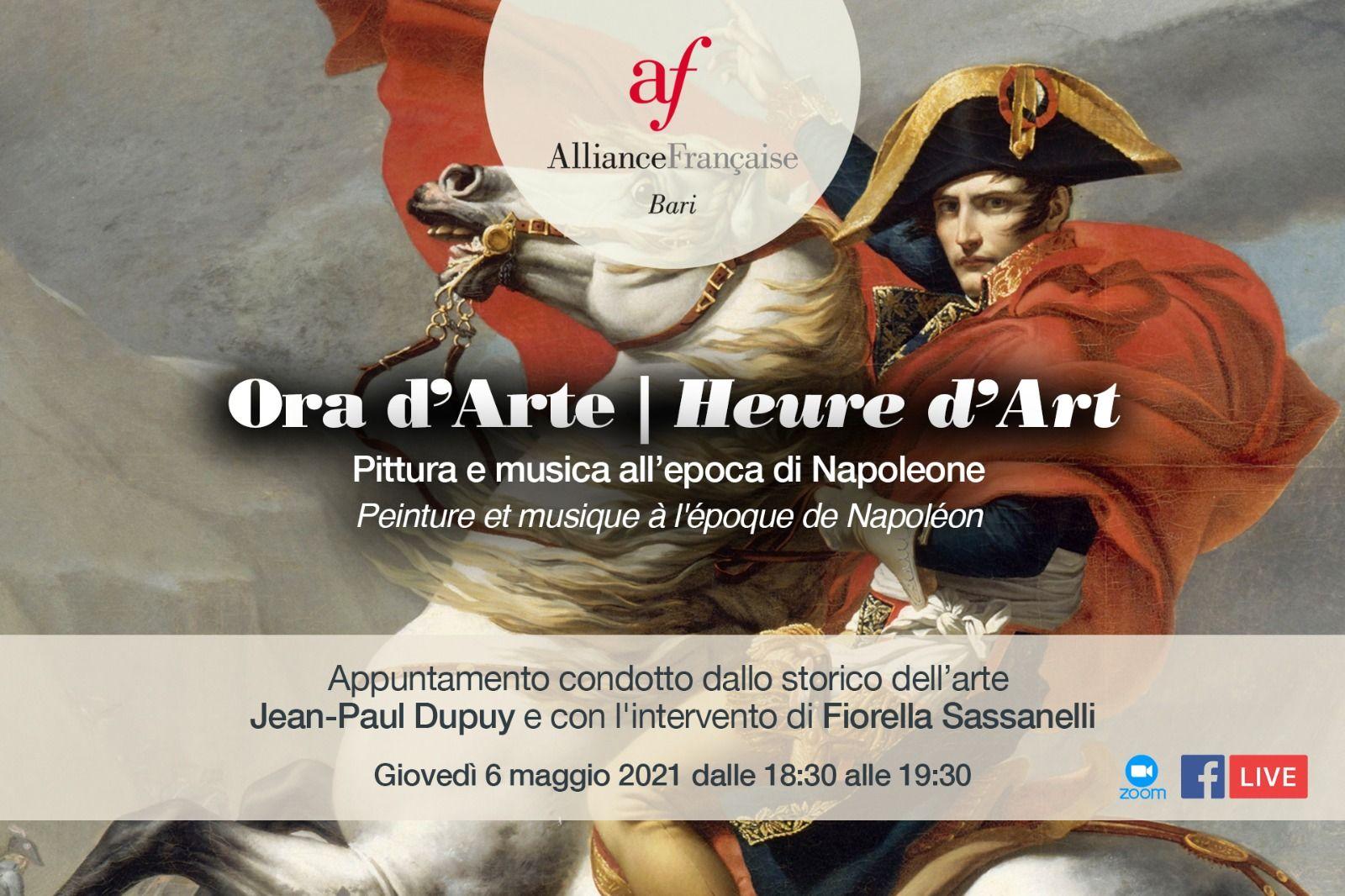 Ora d'Arte | Heure d'Art – Edizione speciale